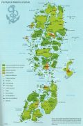 l'archipel de la Palestine